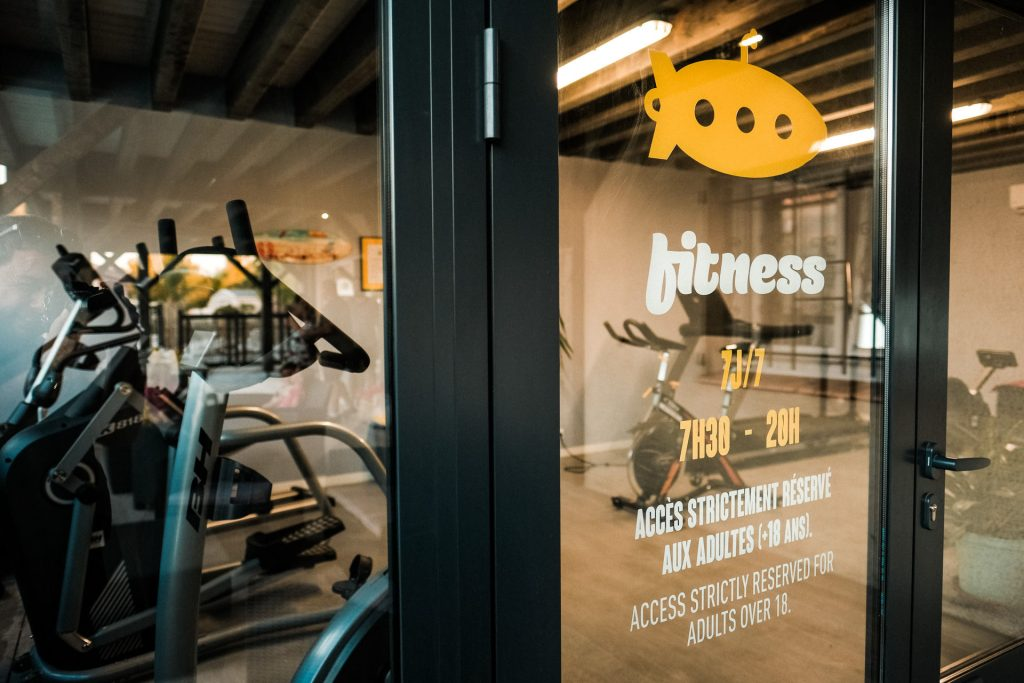 espace fitness camping valras plage