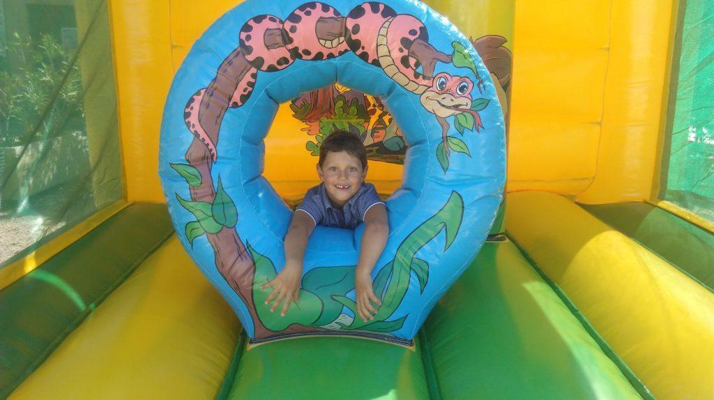 hoek van 4 tot 8 jaar Camping Valras Plage