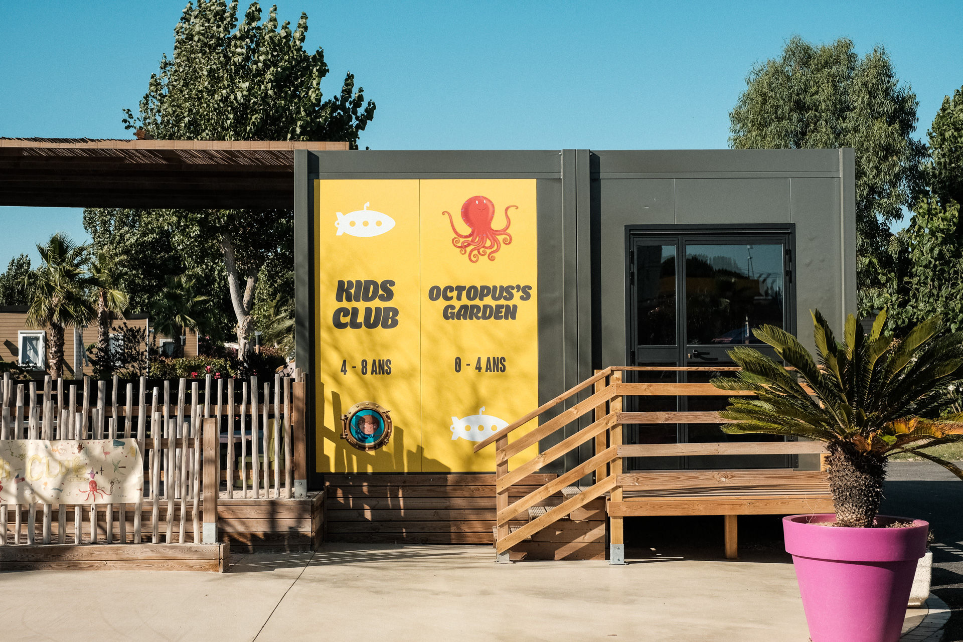 Boutique camping Valras Plage