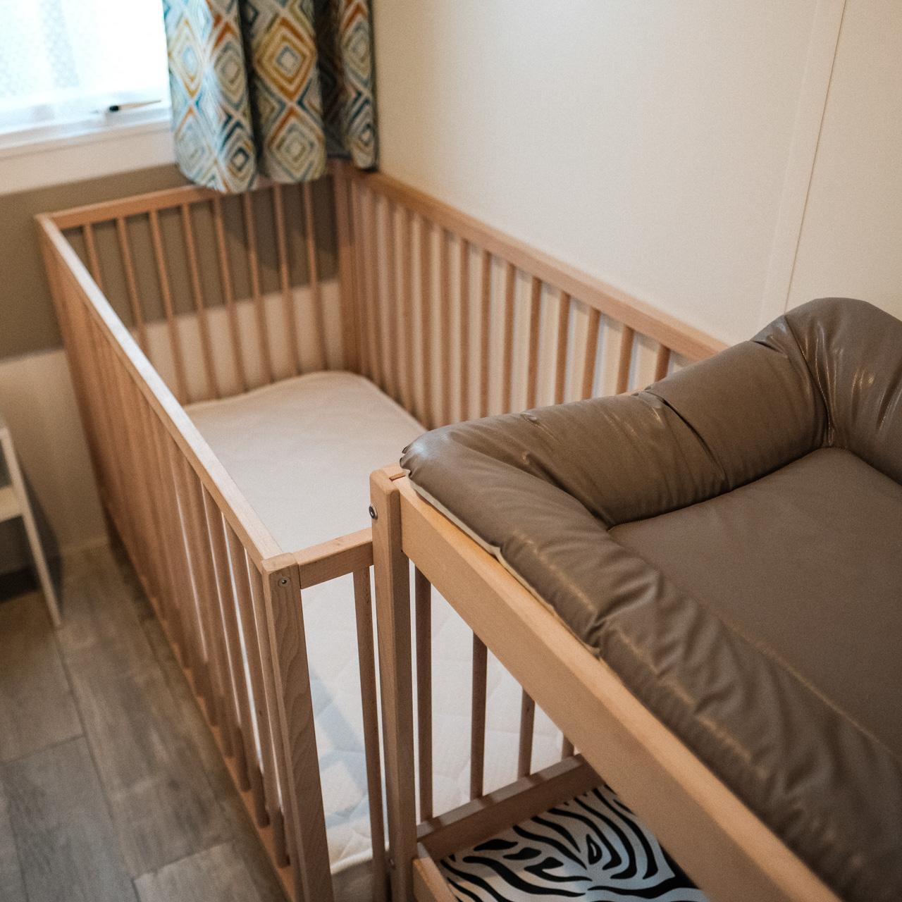 camping spécial bébé