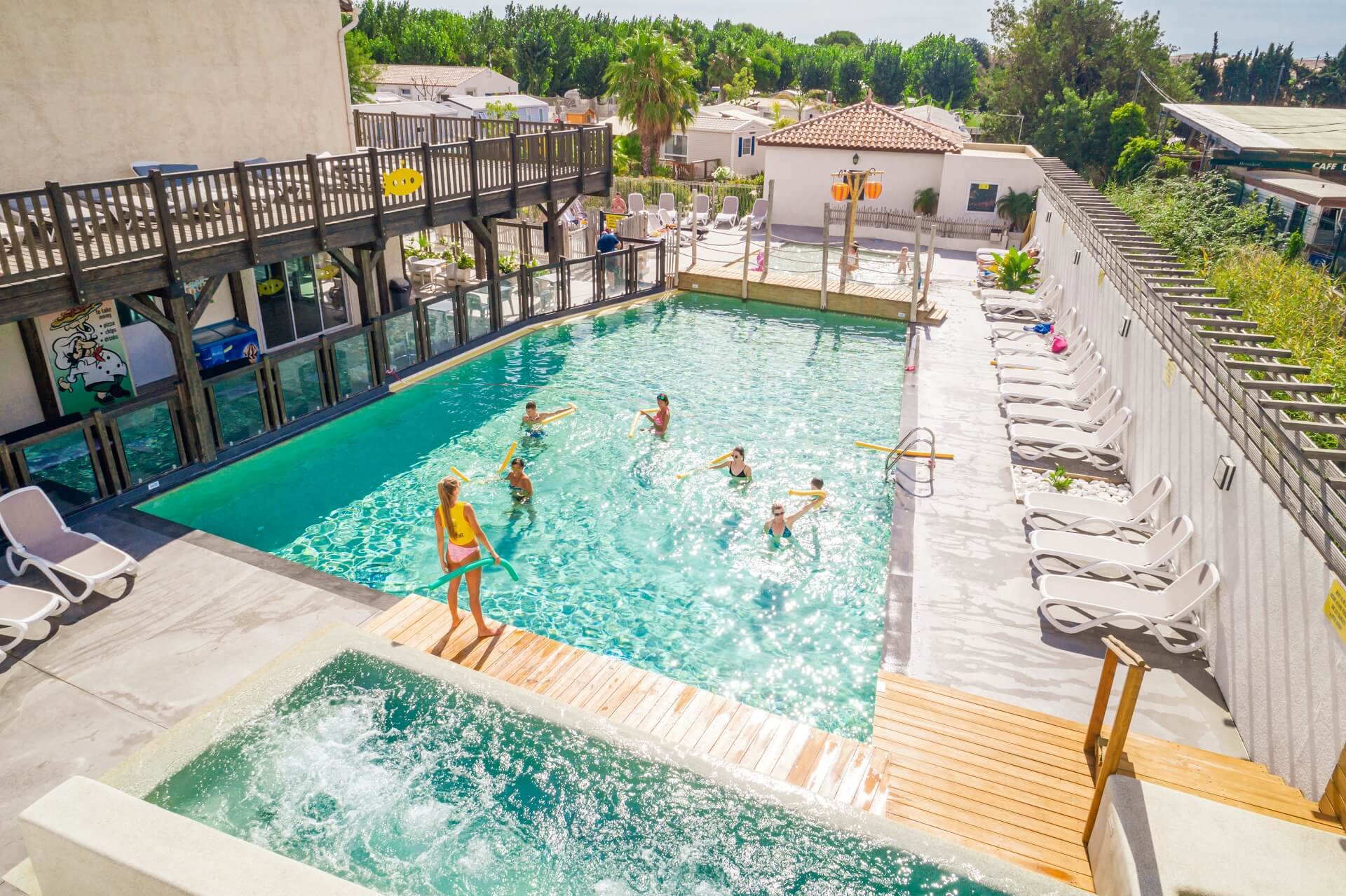 Offres Camping-caristes camping Valras plage
